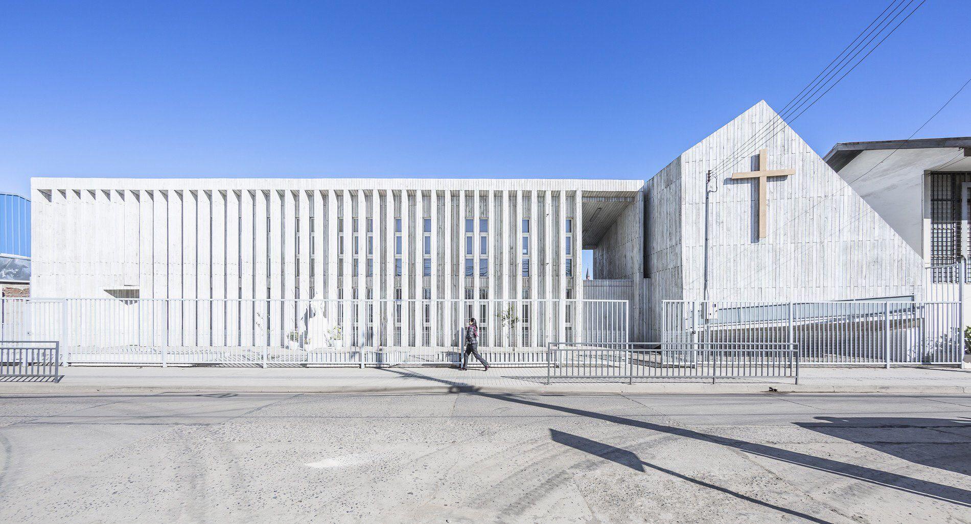 Pin von Pasqua Rosso auf Modern church architecture | Pinterest