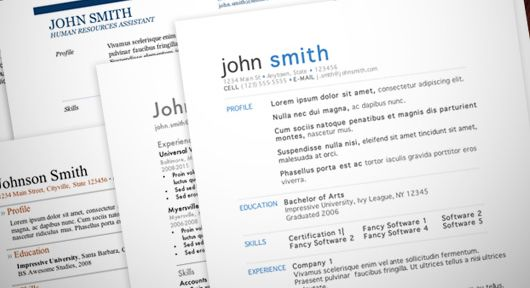 Resume Templates  Diy Fun Stuff    Creative Resume