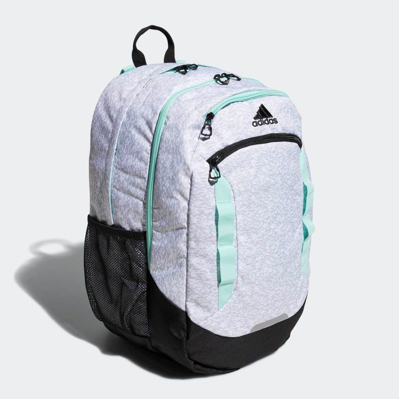 9a3042c943 Adidas Excel IV Backpack Accessories (Light Grey Mint)