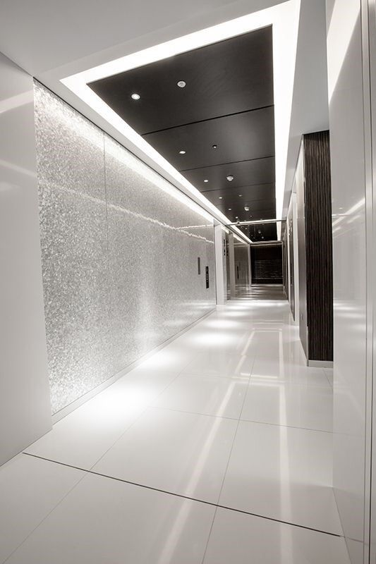 Pin by wang haiyan on 1st MALL   Lobby design, Elevator ...