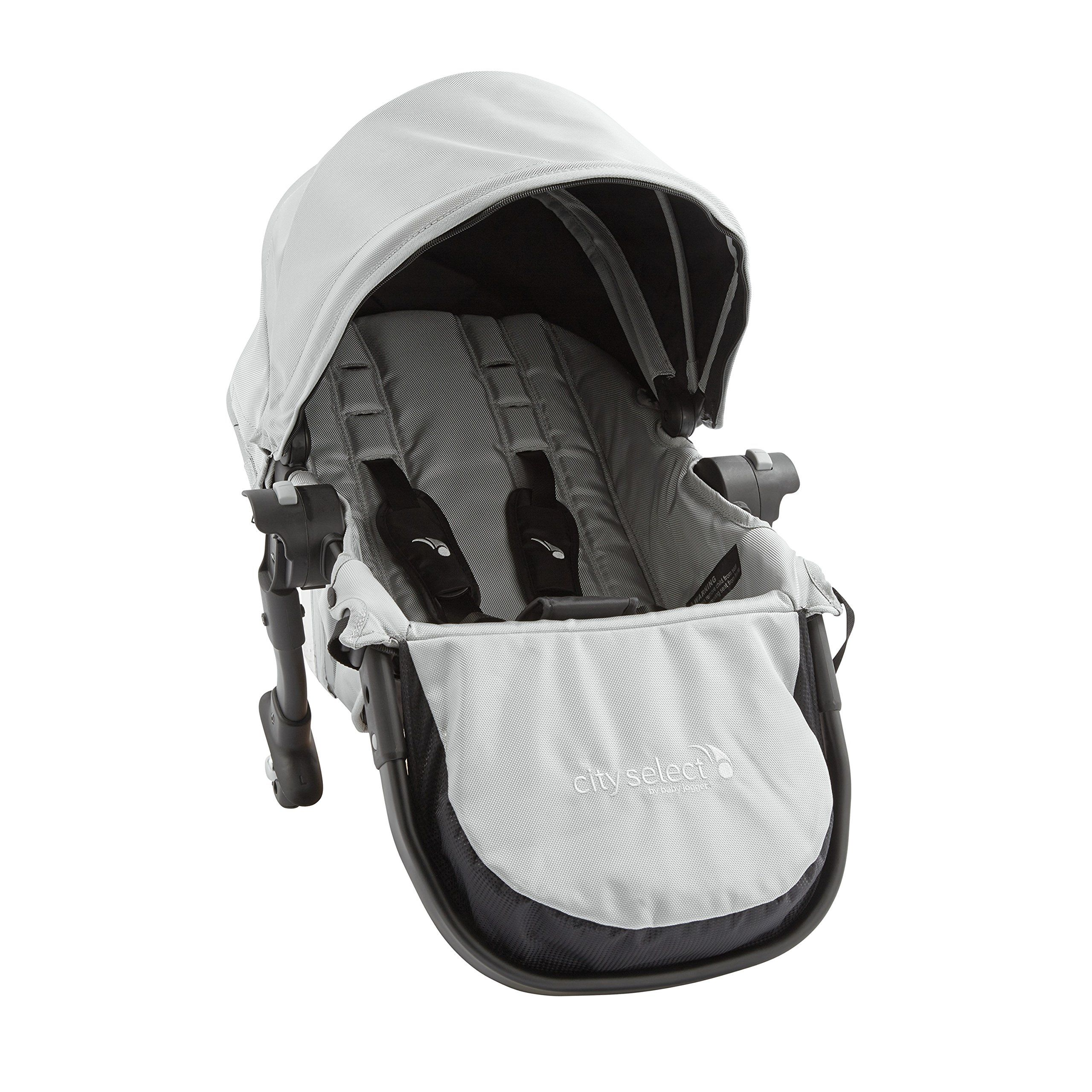 Baby Jogger City Select Second Seat Kit Silver *** To view