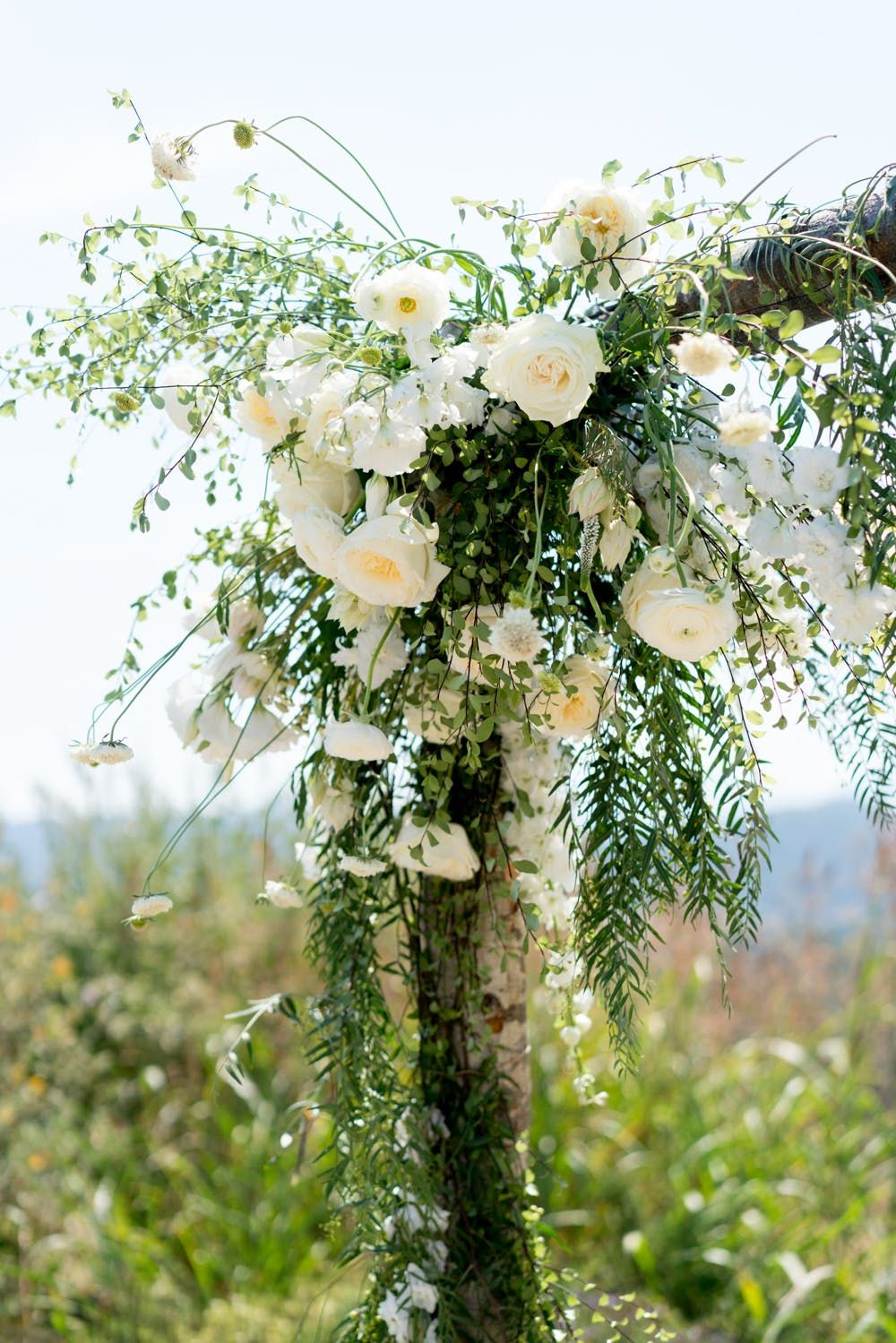 Wedding decorations to take abroad  The Joy at This Colorful Ojai Wedding Is Everything in