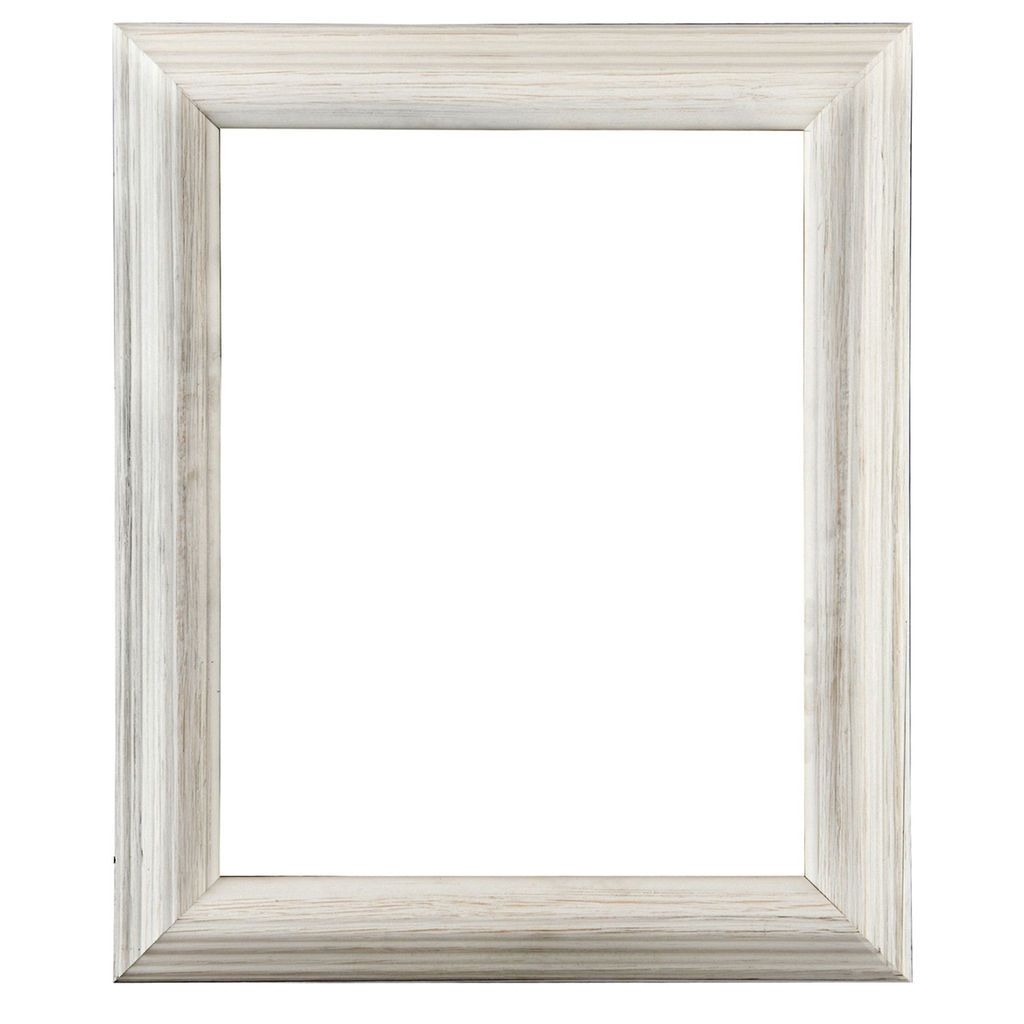 White Open Back Driftwood Frame By Studio Decor Studio Decor Driftwood Frame White Picture Frames