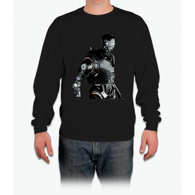 K2so Rogue One Twenty One Long Sleeve T-Shirt