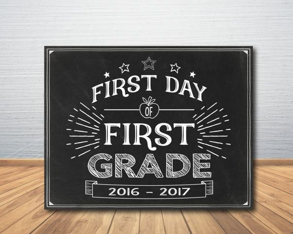 Hey, I found this really awesome Etsy listing at https://www.etsy.com/listing/470943351/first-day-of-school-chalkboard-first-day
