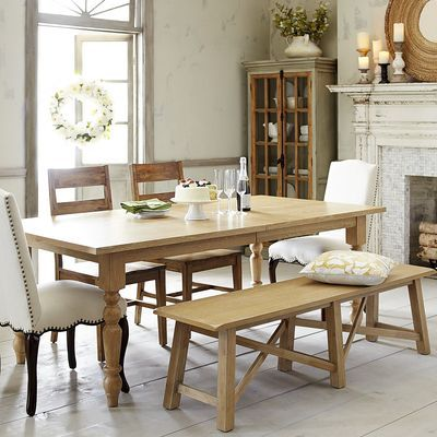 Pier 1 Torrance Turned Leg Table Natural Whitewash 60 Turned Table Legs New Homes Home