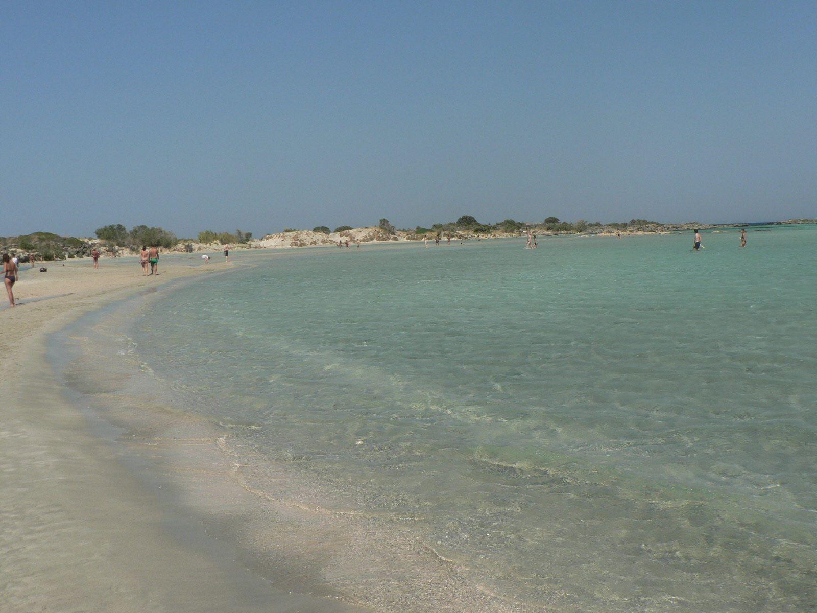 Elafonisi beach crete greece favorite places u spaces