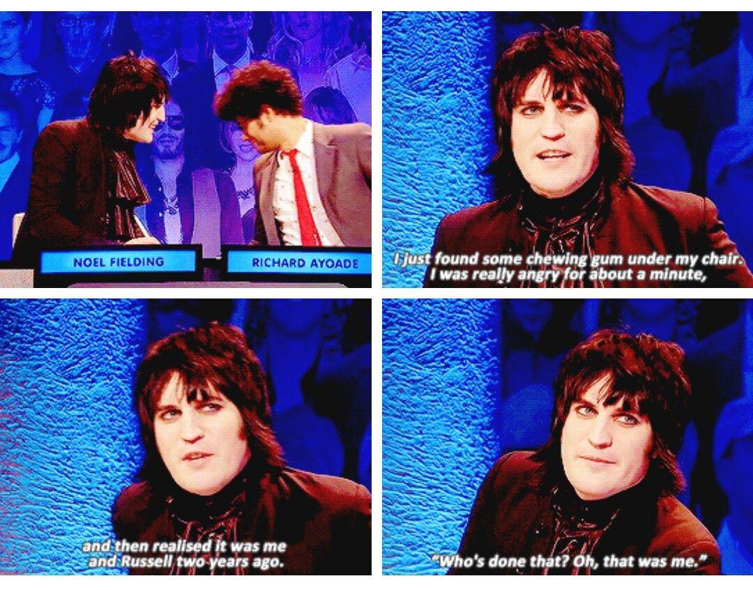 The Big Fat Quiz, Noel Fielding