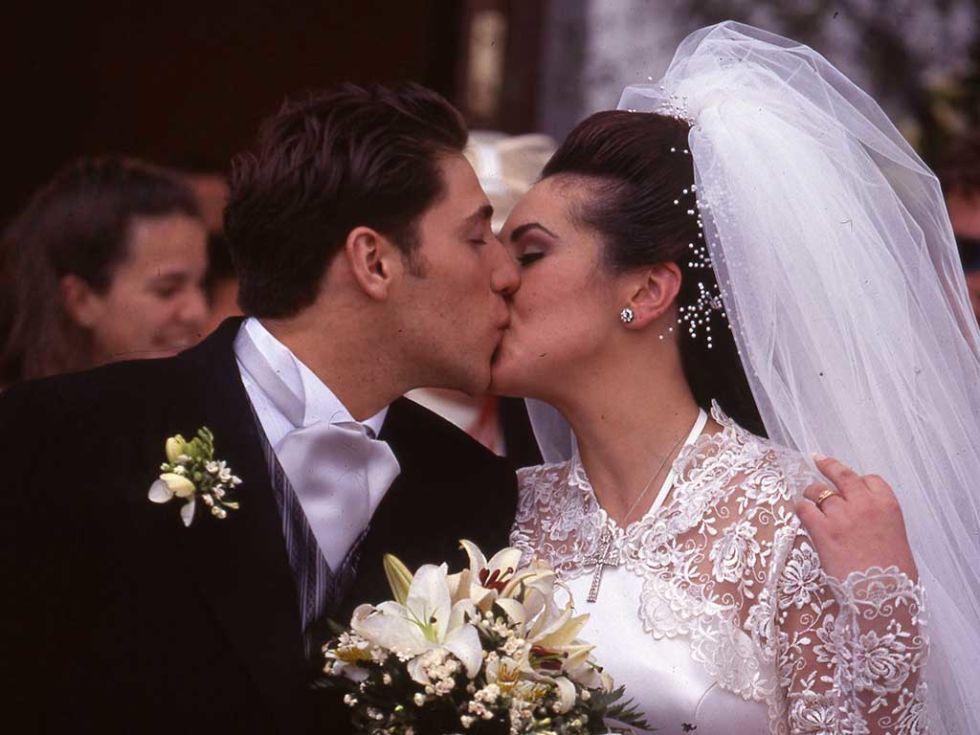 así fue la primera boda de rocío carrasco | pinterest | rocio