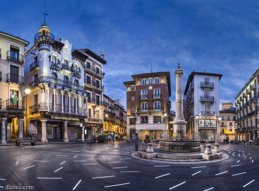 Plaza del Torico (Teruel, Spain) by Domingo Leiva on 500px