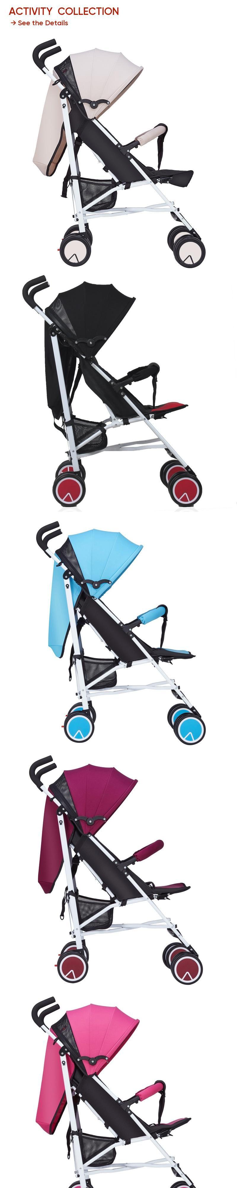 Kunbao Baby Stroller Portable Ultra Light Umbrella YOYA