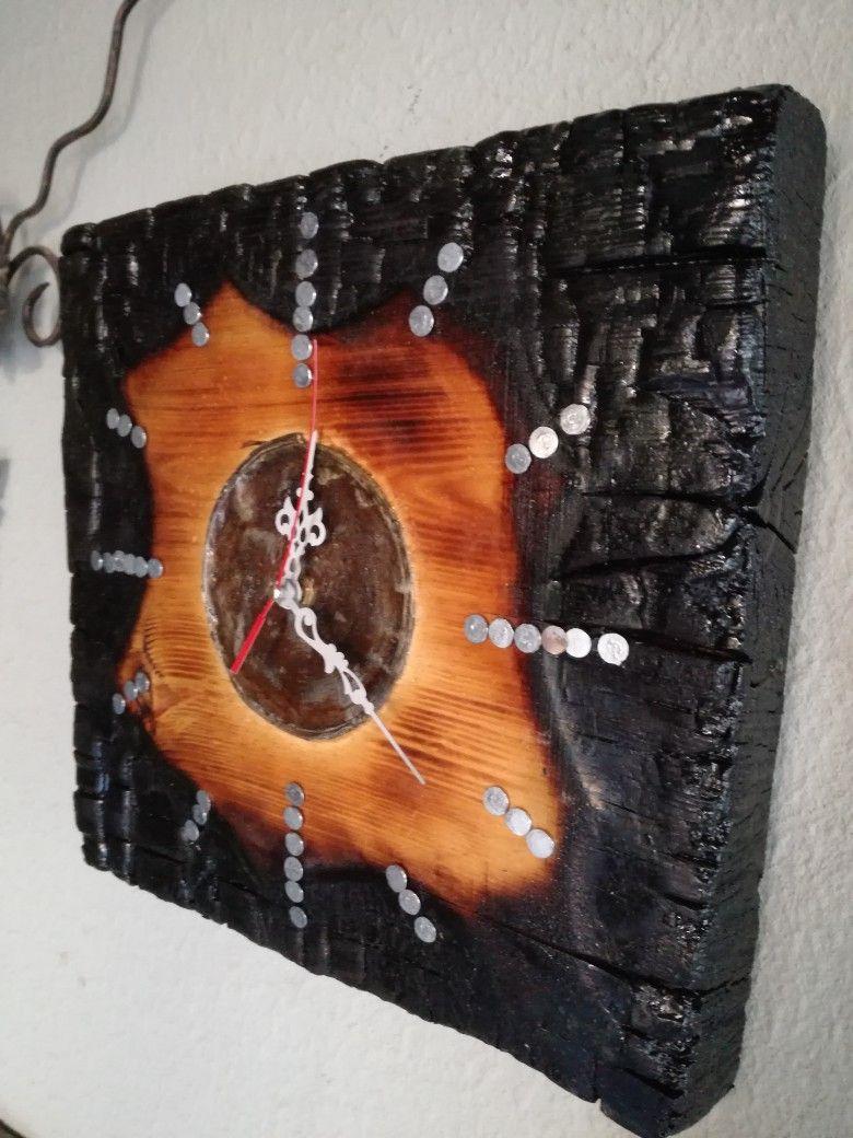 Pin von Dennis auf Holz und Deko   Pinterest   Wanduhren, Uhren und Holz