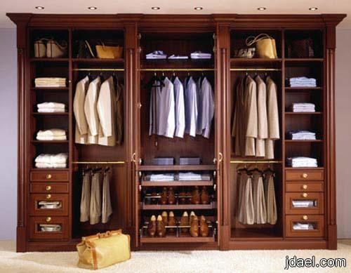 ديكورات خزانة الملابس بتصاميم خيال دولاب الملابس بافكار وتصميم راقي منتدى جدايل Wardrobe Closet Wardrobe Design Bedroom Wardrobe Design