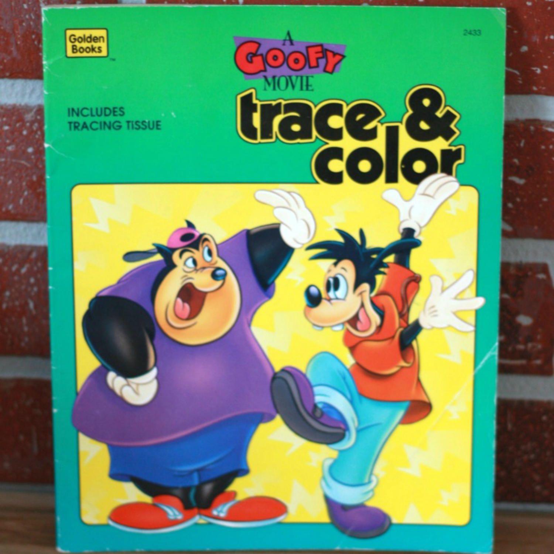Livre de coloriage de Dingo et Max 15 Livre de coloriage  Etsy