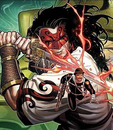 Gorgon Tomi Shishido From X Men Vol 5 In 2020 Tomi X Men Marvel