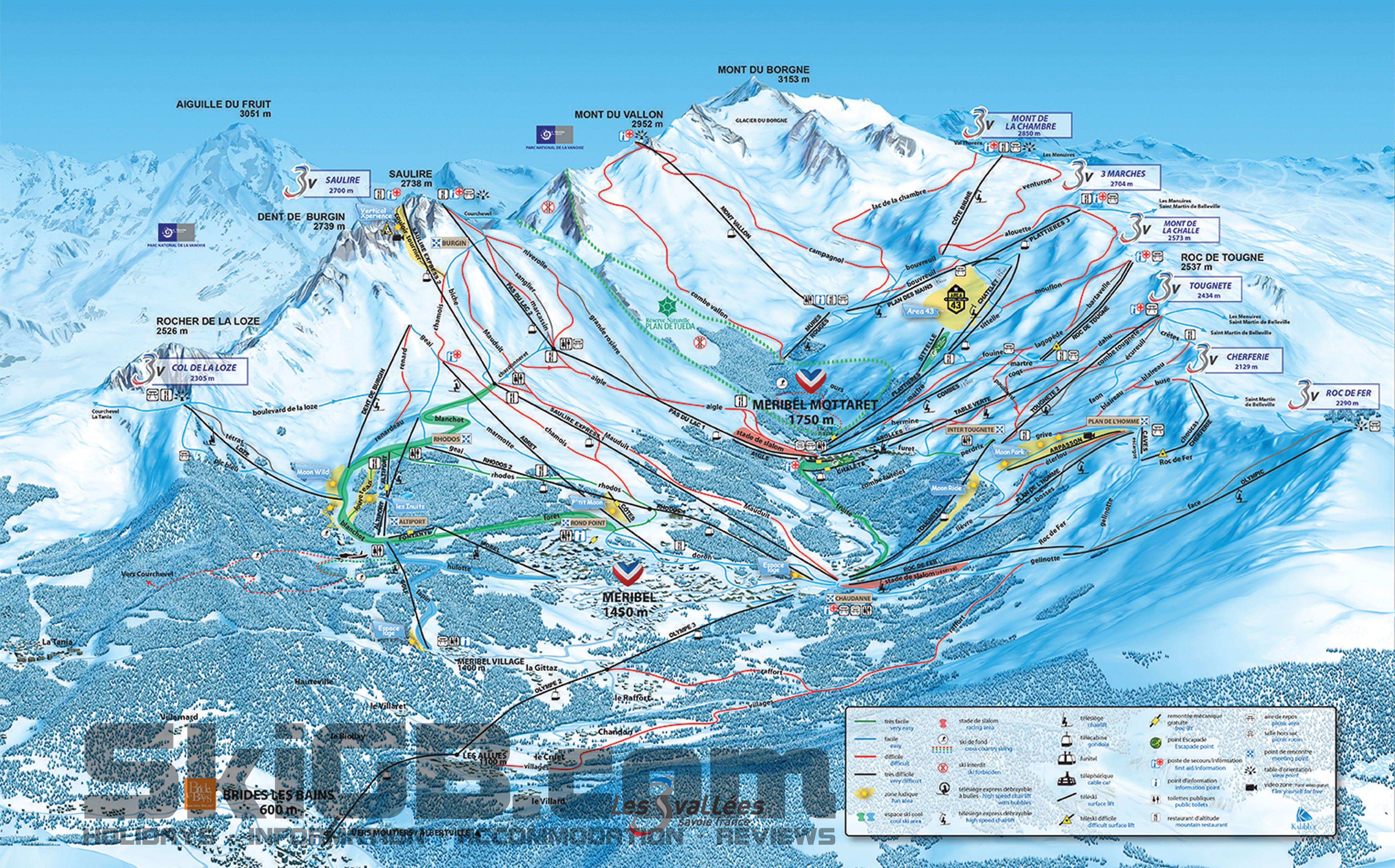 SkiGBmeribelpistemap20142015hiresjpg 42692657 Hols