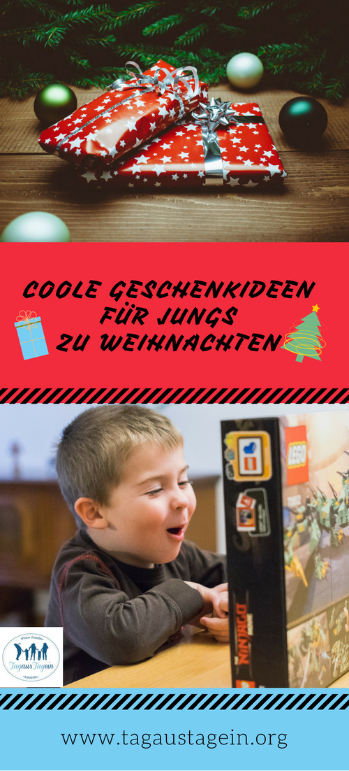 5 Coole Geschenkideen Fur Jungs Zu Weihnachten Geschenke Kinder