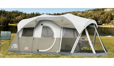344db7e3bef Coleman® Legacy Weathermaster Tent at Cabela's | Outdoor stuff ...