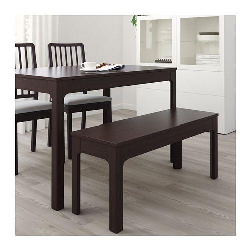 EKEDALEN Banco IKEA Fácil de combinar con las mesas y sillas de la ...