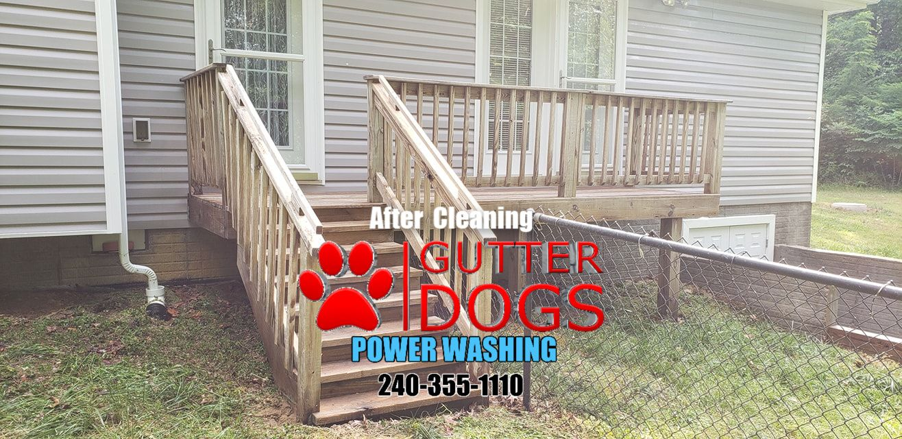 The Best power washing service in Southern Maryland call