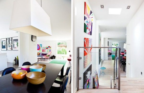 Homes to Inspire | Colourful Design