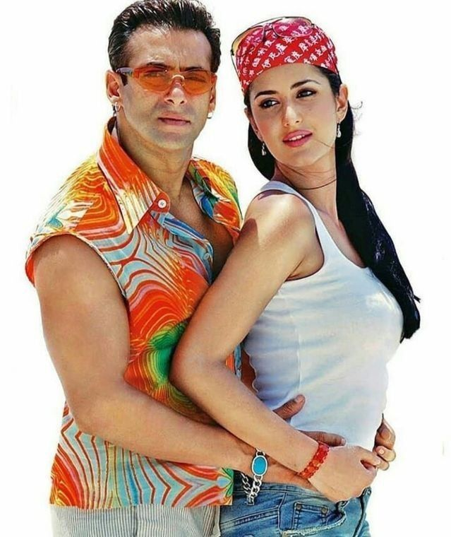 Salman Khan and Katrina Kaif together (With images