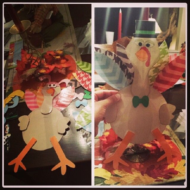 Thanksgiving Mr. Potato Head is finally done. Those kiddos better enjoy! #slpeeps #ashaigers #preschool #freestuffrocks #thanksgiving #Padgram  - Submitted Via Instagram -