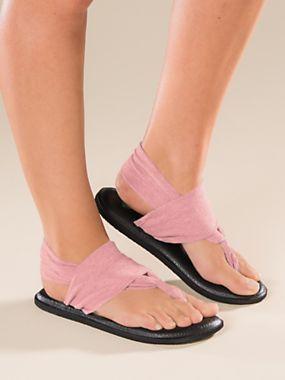 Sanuk Womens Yoga Mat Daily Sandal