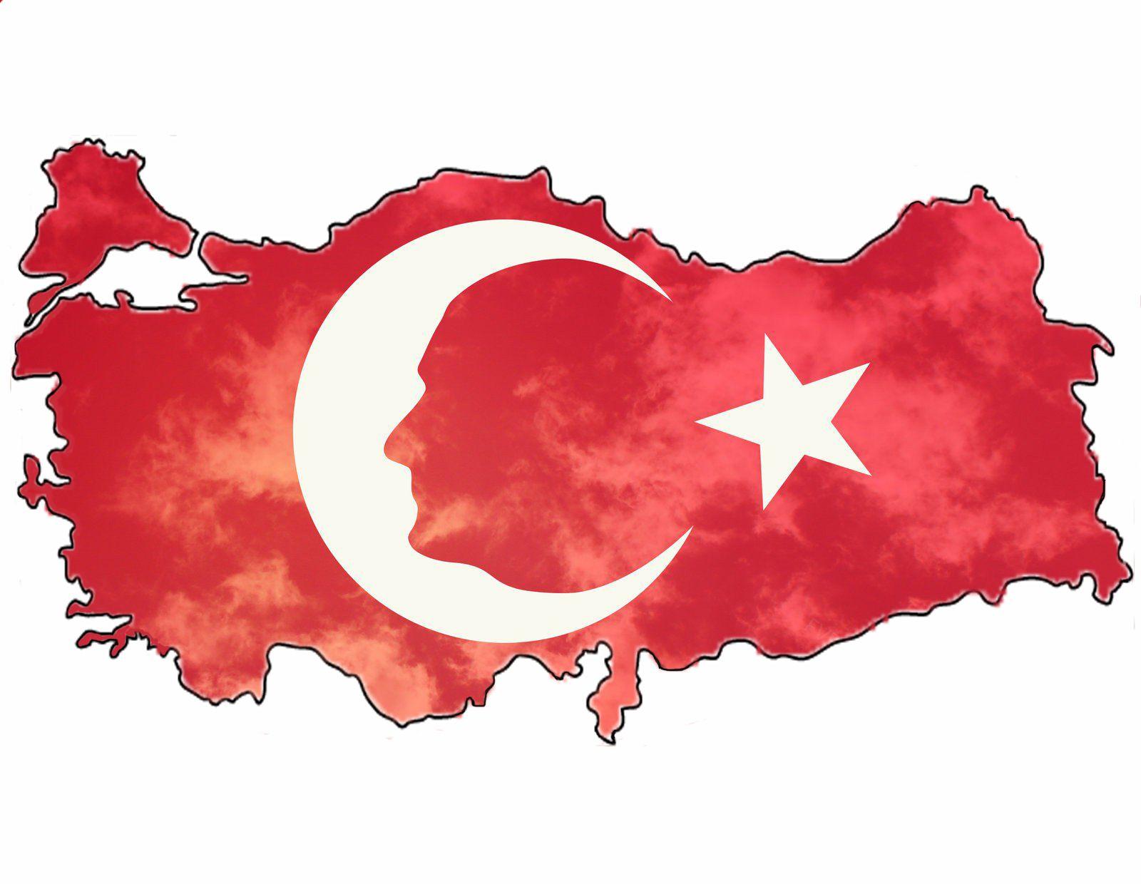 Bayrak Ataturk Boyama Sayfalari Sanat Etkinlikleri Bayrak
