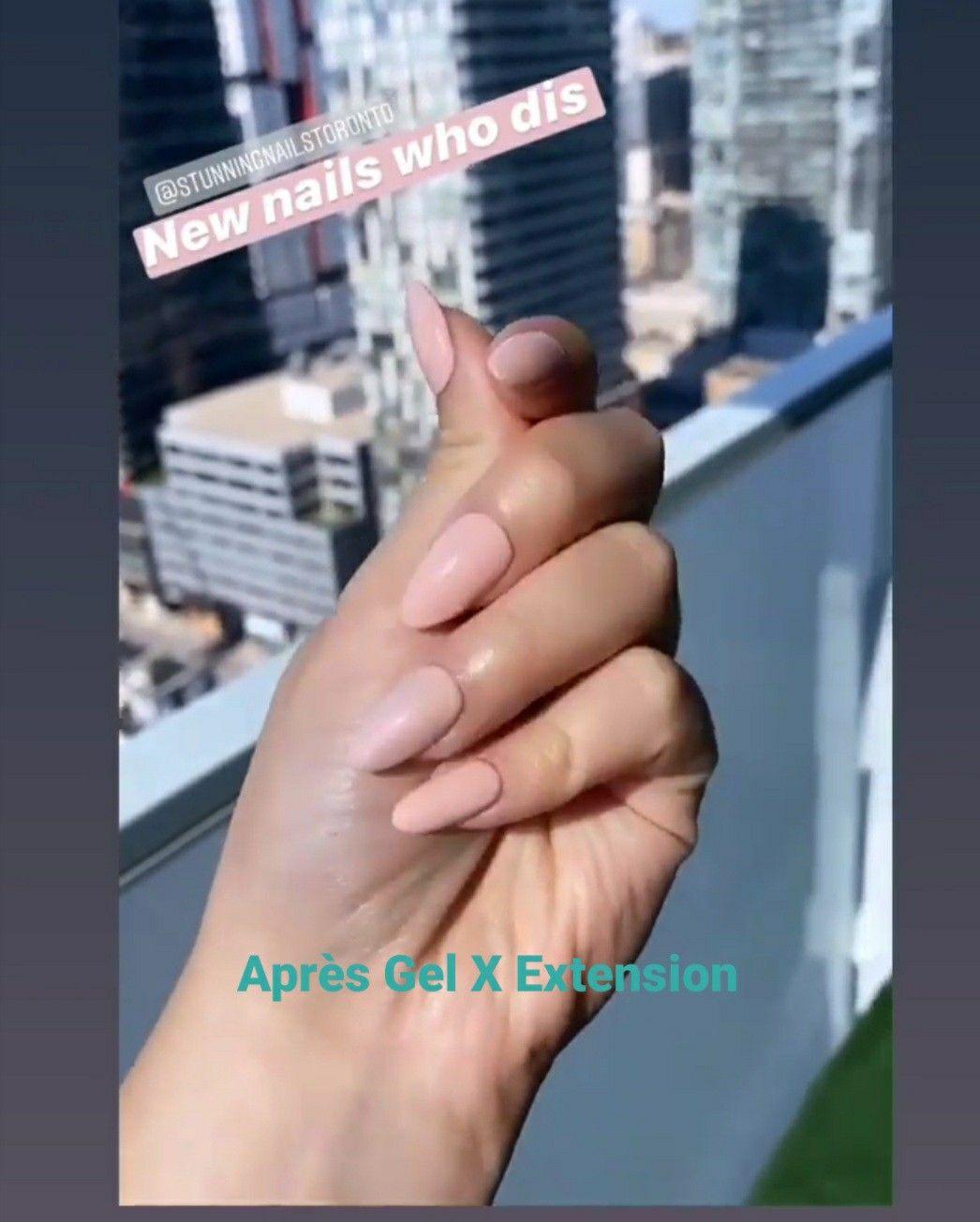 #apresgelx#après#aprésgelx#torontonailsbar#nailextension#gelnailsaddict#nailartaddicted#eyenvy