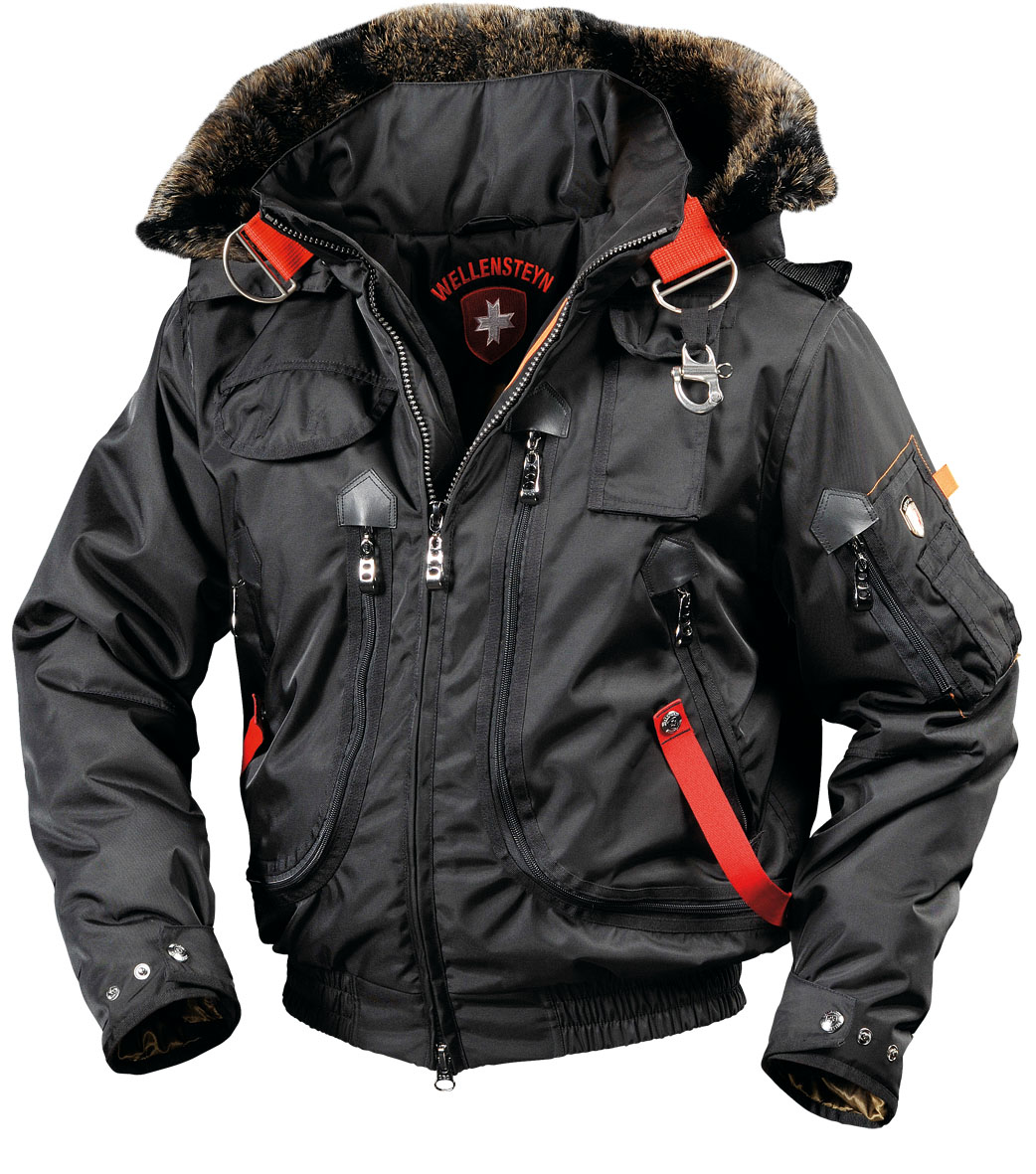 Wellensteyn Rescue Jacket. Functions : Windproof