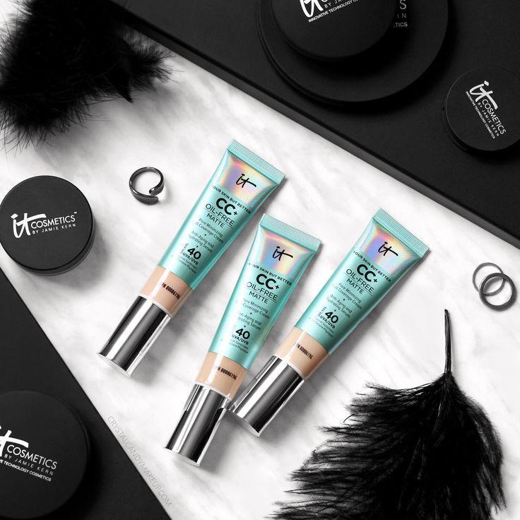 It cosmetics your skin but better cc cream oilfree matte