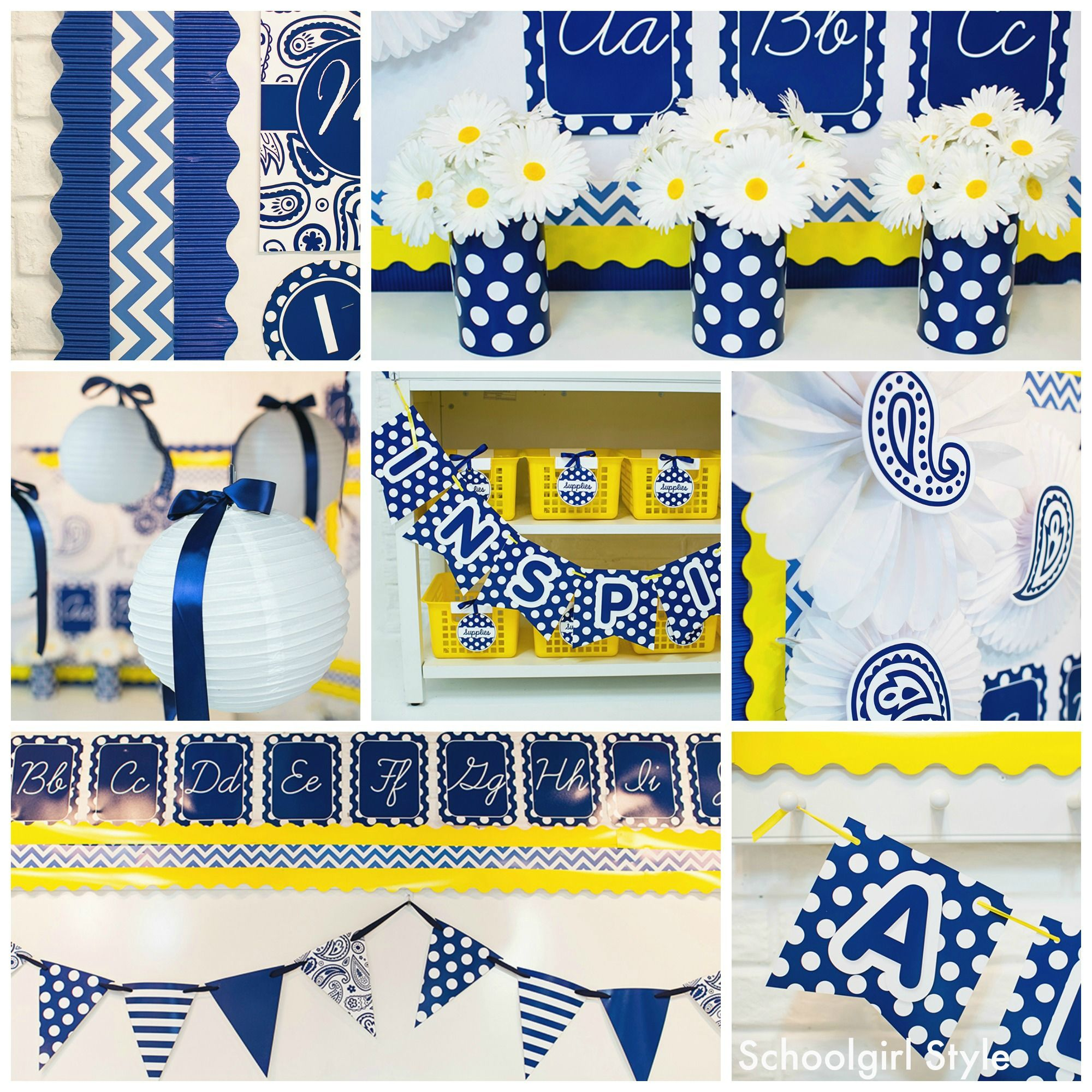 Classroom Decor Blue ~ Oxford blue by schoolgirl style classroom pinterest