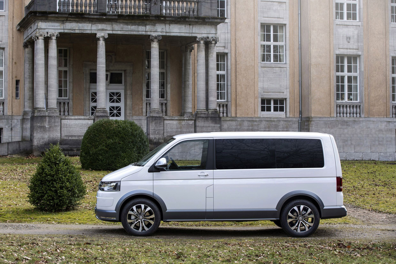Volkswagen Multivan Alltrack For Superior All Terrain Performance Volkswagen Multivan Volkswagen Vw Multivan