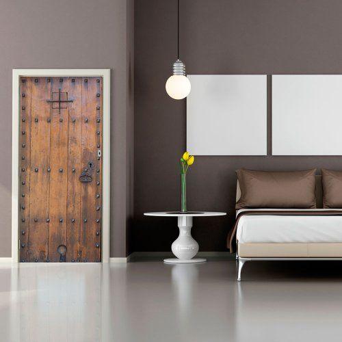 Türtapete selbstklebend Türposter - ARKADEN - Fototapete Türfolie - fototapeten für die küche
