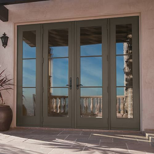 Selecting Your Exterior Doors At The Home Depot French Doors Exterior French Doors Patio French Doors