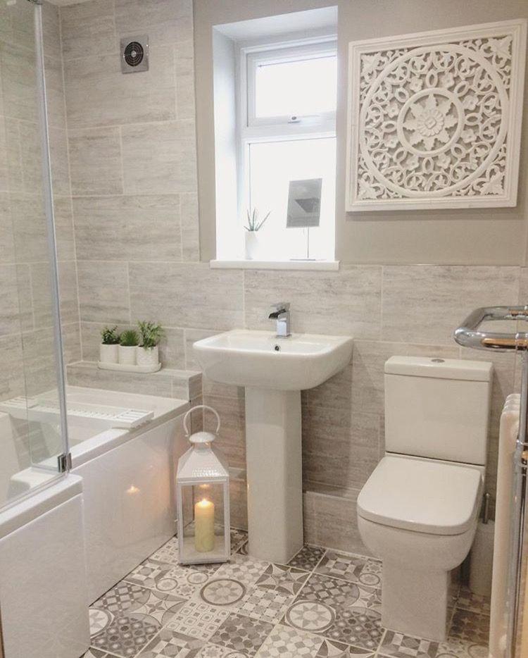Bathroom decor | Bathroom interior, Cozy bathroom ... on Small Bathroom Ideas Uk id=51779