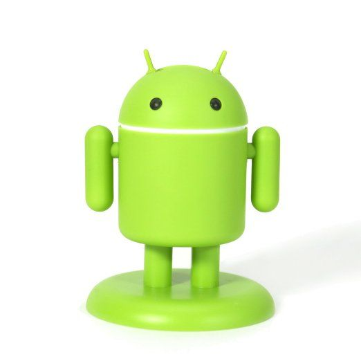 Amazon.com: Andru Android Robot USB Cell Phone Travel Charger - Retail Packaging - Green: Cell Phones & Accessories