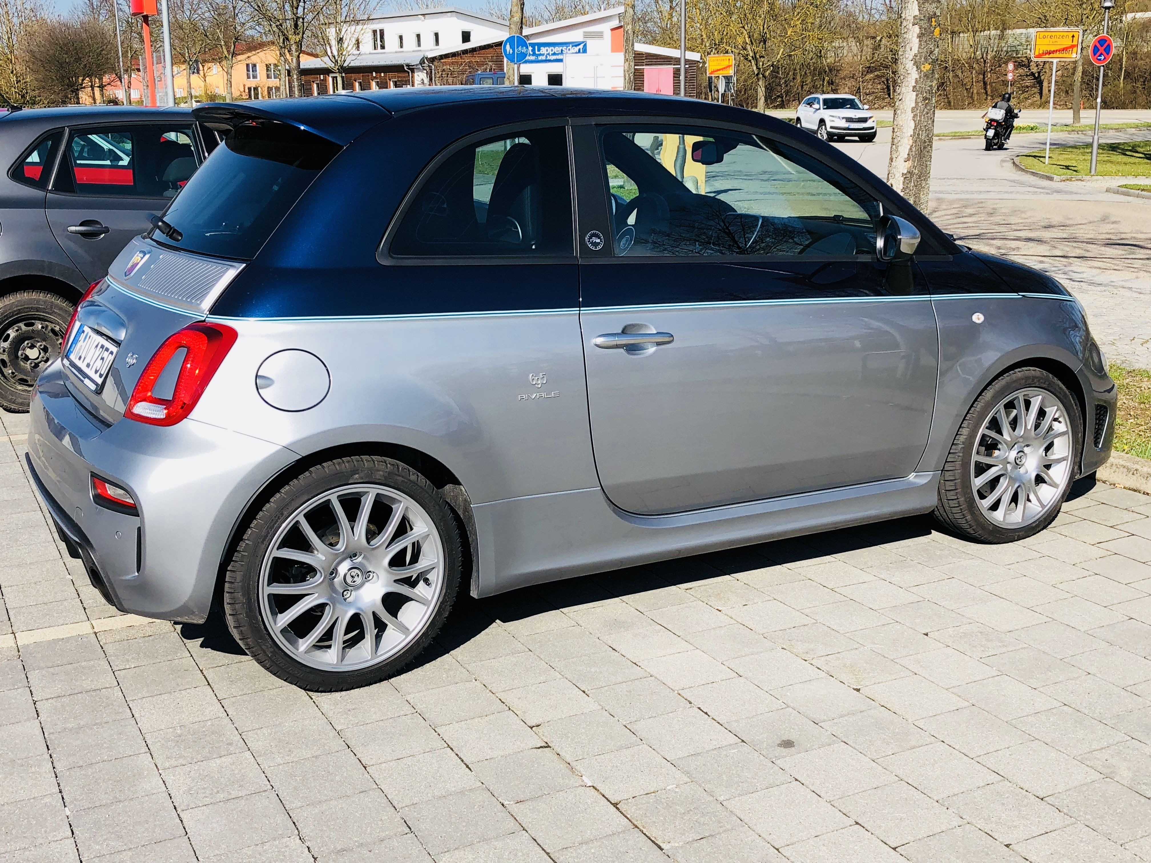 discover sale and by for pinterest on snarr ferrari abarth wheels tributo cars fiat four pin kyle