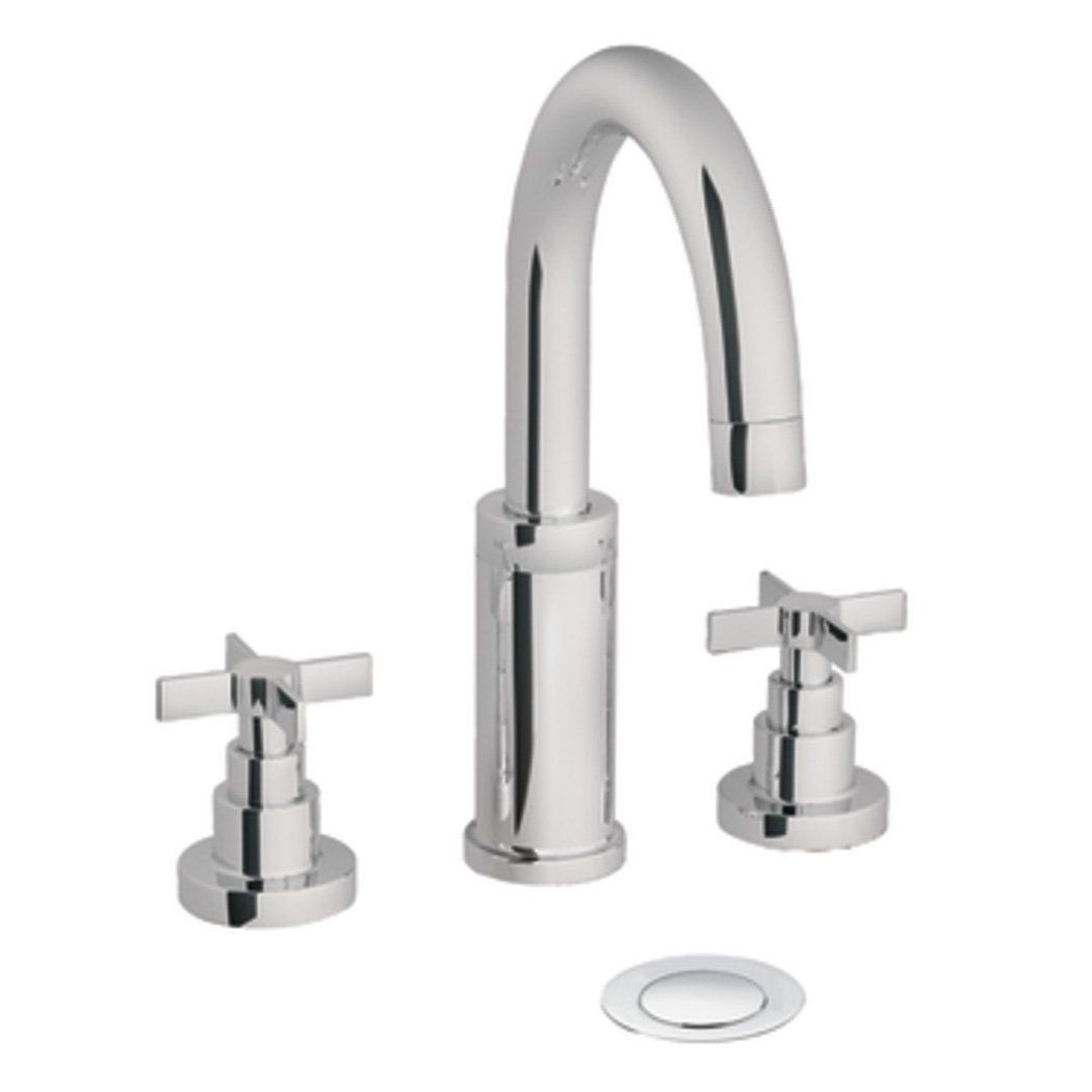 ShowHouse by Moen CATS4714 Solace Two-Handle High Arc Bathroom ...