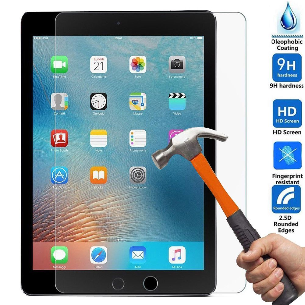 """TEMPERED GLASS FILM LCD SCREEN PROTECTOR FOR APPLE IPAD PRO 12.9/"""""""