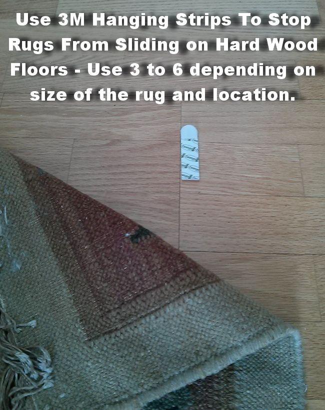 How To Prevent Rugs From Slipping On Hardwood Floors Diy Tips
