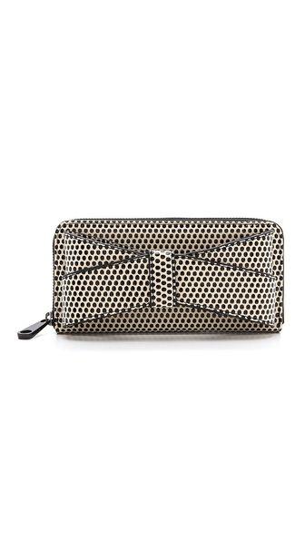 Shirley Bracelet Zip Around Wallet