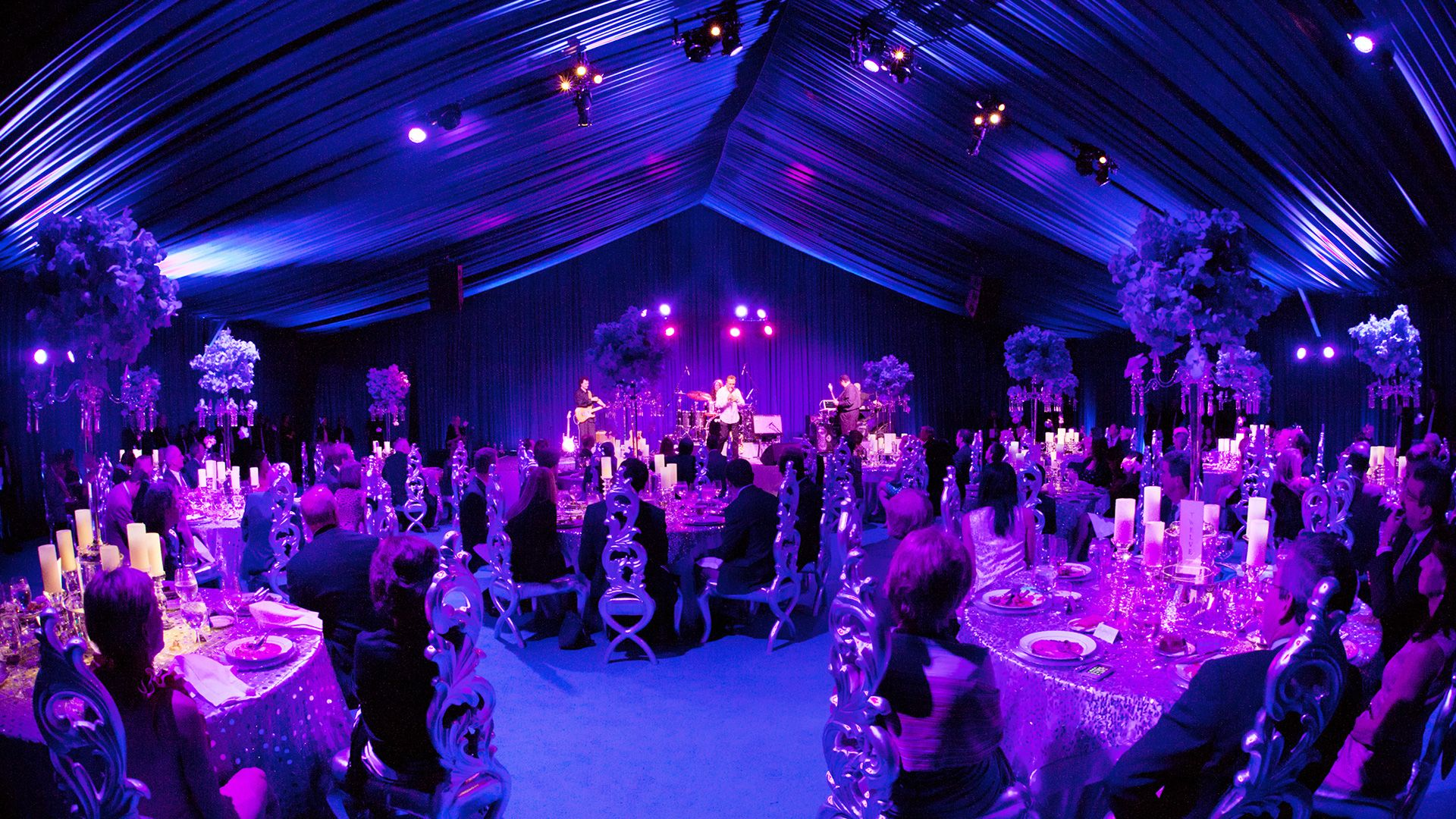 Wedding decoration images hd  Purple event created by The Catered Affair  All Things Purple