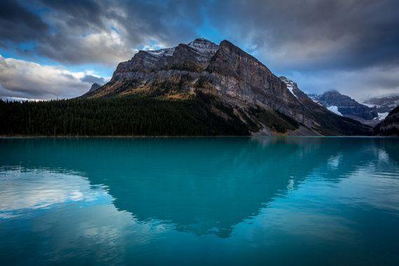Lake Louise Photograph Banff National Park Photograph