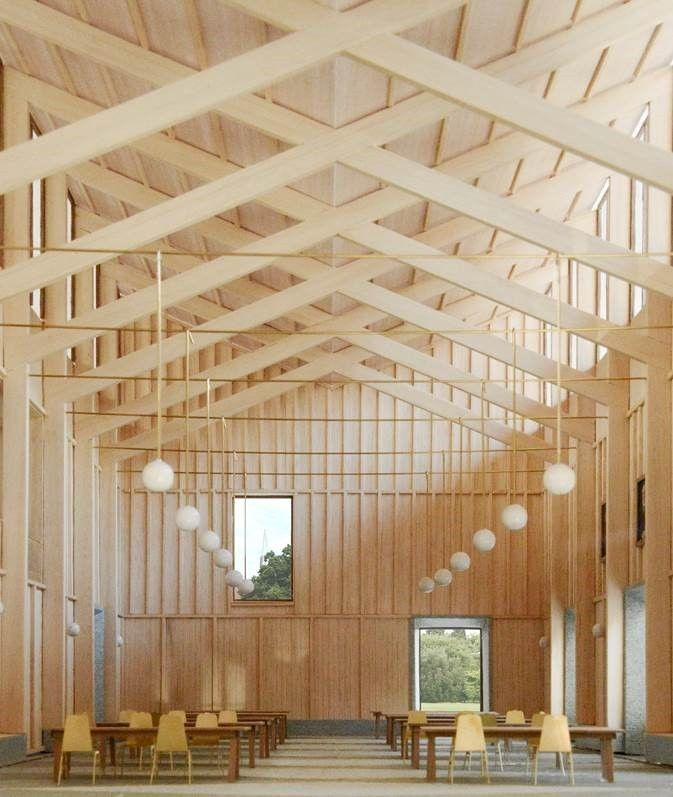 Gallery of Rising Practice Feilden Fowles Beats Out Stirling Prize Winners in University of Cambridge Competition  - 5