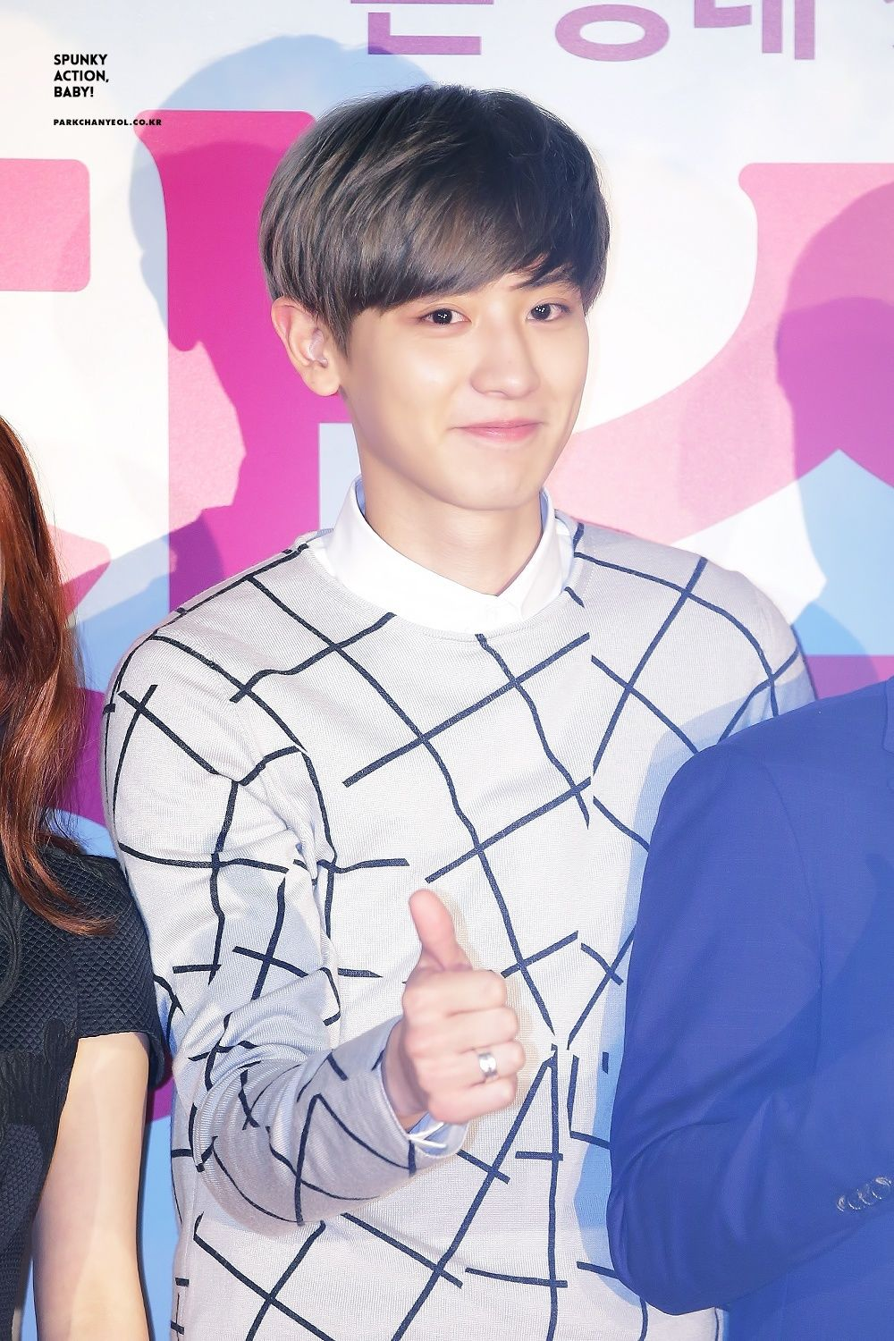 park chanyeol new hair wwwpixsharkcom images