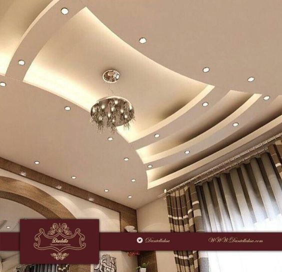 50+ Stunning Ceiling Design Ideas To Spice Up Your Home - ChecoPie