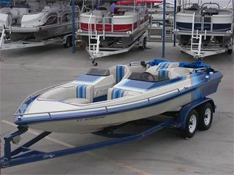 1989 Commander Open Bow For Sale Stock Co1591u The Boat Brokers Rv Boat Used Boats Ski Boats