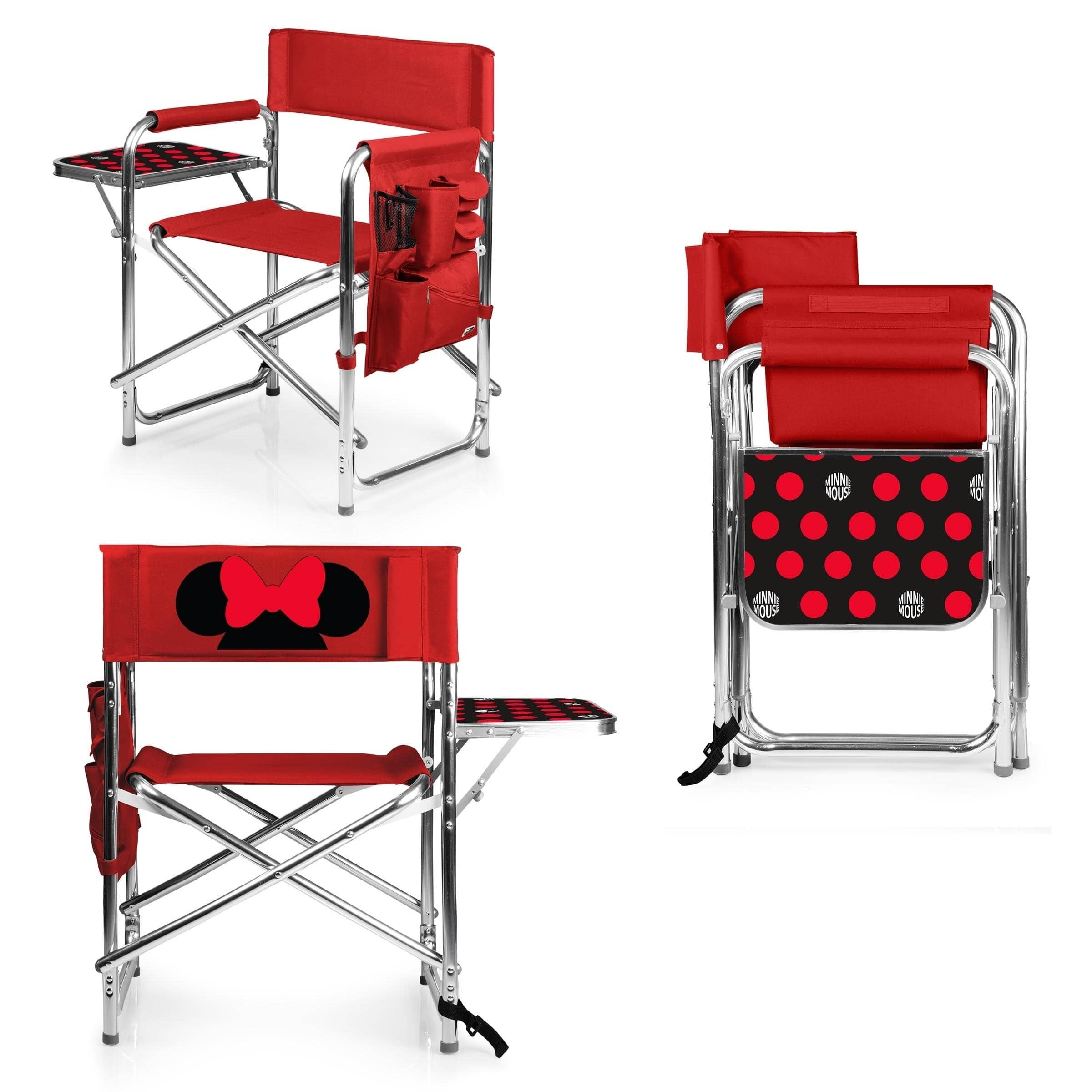 iva Minnie Mouse Sports Chair Silver Products